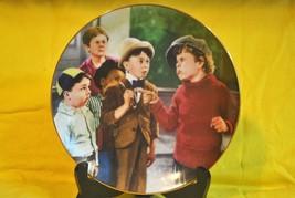Hamilton Collection Little Rascals Butch's Challange Plate - $9.49