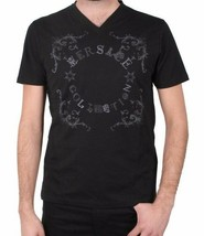 Versace Collection Scollo Men's Tee V - Neck NWT