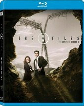 """""""The X-Files: The Complete Season 3"""" Blu-ray 6-Disc Set New, Still Sealed. - $30.00"""