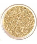 Sparkly Gold Eyeshadow Glimmer Bare Glitter Mineral Holiday Eye Makeup N... - $4.37