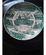 West Virginia Kanawha County Centennial Plate 1863 - 1963  - $10.00