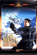 DVD - 007 -  James Bond -  On Her Majesty's Secret Service - $9.95