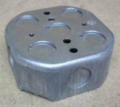 Steel City 54151-1/2 Octagon Box - $5.80