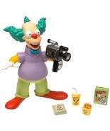 The Simpsons Wave 1 Action Figure Krusty the Clown - $24.74