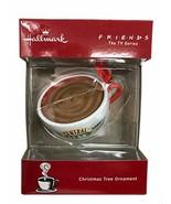 Ornament 2018 Hallmark Friends Central Perk Coffee Cup Christmas Tree - $19.79