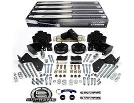 "For 07-13 GMC Sierra 1500 6"" + 4.5"" Complete Level Suspension + Body Lif... - $1,114.95"