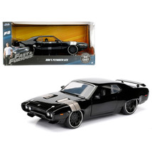 DDS-4855 Dom\'s Plymouth GTX Fast & Furious F8 The Fate of the Furious M... - $35.92