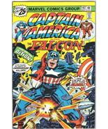 Captain America Comic Book #197 Marvel Comics 1976 VERY FINE - $9.74