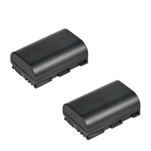 2x Extra Battery for LP-E6N Canon 6D 7D 80D 5D Mark III Mark IV - $28.04