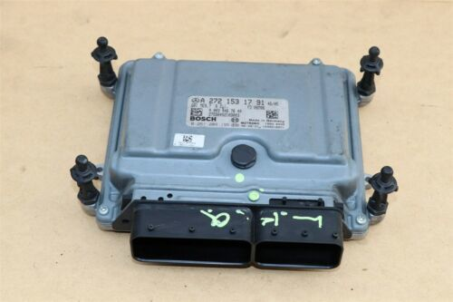 Mercedes Engine Control Unit Module ECU ECM A2721533391 A-272-153-33-91