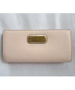 Marc Jacobs Wallet Q Tomoko Leather NEW - $97.02