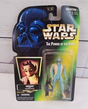 "1996 Kenner Star Wars, TPOTF, Collection 1, GREEDO, 4"" Tall Action Figur... - $11.69"