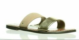 Sam Edelman Women's Gala Sandal, Gold/Nude 8.5 M - $30.40