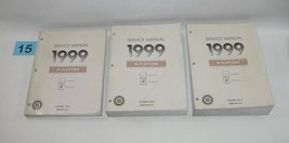 1999 Olds Aurora Buick Riviera Factory Service Manual Set USED CONDITION #15 - $39.55