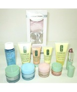 Clinique Beauty Skin Care Travel Size Samples Mixed Lot 11 Eyes Lips - $22.23