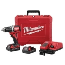 """M18 1/2"""" Compact Brushless Drill/Driver Kit (TRUSTED BRAND) - $223.33"""