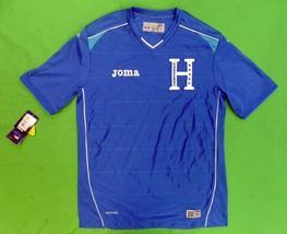 Joma Authentic Official Honduras Camiseta Conmemorativa Brasil 2014 Size S - $59.39