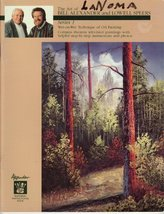 Art of Bill Alexander and Lowell Speers Series 1 Wet on Wet Oil Painting... - $9.75