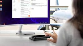 Original Samsung DEX Pad EE-M5100 For Galaxy Note8 S9 S9+ S8 S8+ image 2