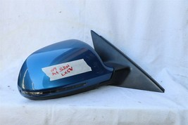 09 Audi A4 Sedan Sideview Power Door Wing Mirror Passenger Right - RH (6 wire) image 2