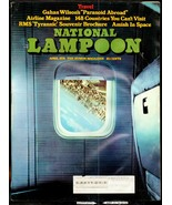 National Lampoon #49, April 1974 - Travel Issue - Amish in Space - $12.20