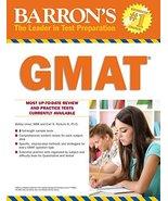 Barron's GMAT Bobby Umar and Carl S. Pyrdum III - $76.23