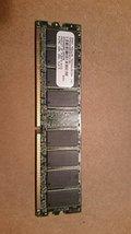SMART MODULAR TECHNOLOGIES SMCQ-7110-512 512MB DDR SDRAM MEMORY MODULE
