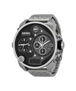 Diesel Men's DZ7221 'Mr Daddy' Grey Oversized Chronograph Watch - £144.63 GBP