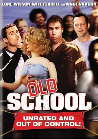 Old School Unrated Edition DVD