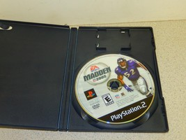 Playstation 2 Video GAME---MADDEN 2005 -- Case & DISC- Used - $4.70