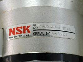 NSK EM0404A15-05 SERVO DRIVE 041721-729 W/ AS0404FN516 SERVO MOTOR  image 5