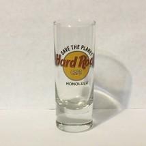 Hard Rock Cafe Honolulu Shot Glass - $6.92