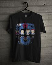 Men's T-shirt Stranger Park New Black T-shirt & Women's - $15.94+