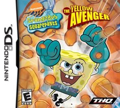 Spongebob Squarepants The Yellow Avenger - Nintendo DS [video game] - $11.87