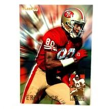 Jerry Rice 1994 Fleer League Leaders Insert Card #5 NFL HOF San Francisc... - $2.92