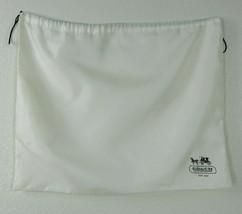 COACH Large Drawstring Dust Bag Purse Handbag Shoes Storage Cover 23 1/2... - $23.76