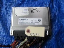 2001 BMW X5 3.0 engine computer ECM ECU OEM 7 511 570 Siemens - $79.99