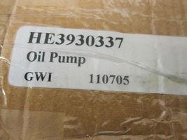 CASE ENGINE OIL PUMP HE3930337, MX170, MX150, 5240 TRACTOR image 3