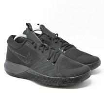 Nike Zoom Air Assersion Low Basketball Shoe Black size 8 917505-002 EUR ... - $69.29
