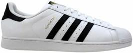 Adidas Superstar Footwear White/Core Black C77124 Men's Size 20 - $72.00