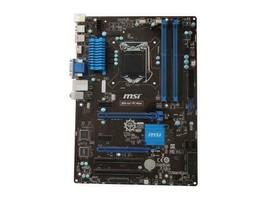 MSI B85-G41 PC Mate LGA 1150 Intel B85 HDMI SATA 6Gb/s USB 3.0 ATX Mothe... - $98.99
