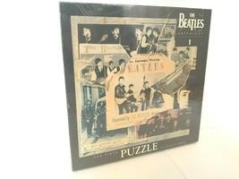 The Beatles Anthology 1 Puzzle 500 Pc McCartney Lennon Harrison Starr Gi... - $31.67