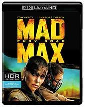Mad Max: Fury Road (4K Ultra HD + Blu-ray)