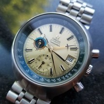 OMEGA Men's Seamaster cal.1040 Chronograph Mark Series w/Date 42mm c.1970s MS192 - $3,245.76