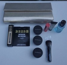 Bare Minerals Eye Shadow Liner Blush  Smashbox Primer Buxom Mascara Brus... - $51.48