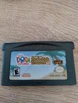 Nintendo Game Boy Advance GBA Dora The Explorer: Search For Pirate Pig's Treasur image 2