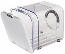 Sandwich Bread Box Food Storage Container Dispenser Keeper Holder Collap... - $36.54