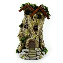 """Touch of Nature 55607 Fairy Garden Tree House, 8"""" - $29.41"""