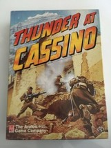 Avalon Hill Thunder at Cassino 1987 Complete Great Shape - $79.20