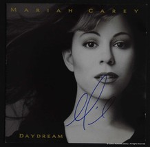 Mariah Carey Autographed Daydream Music CD Cover - $179.00